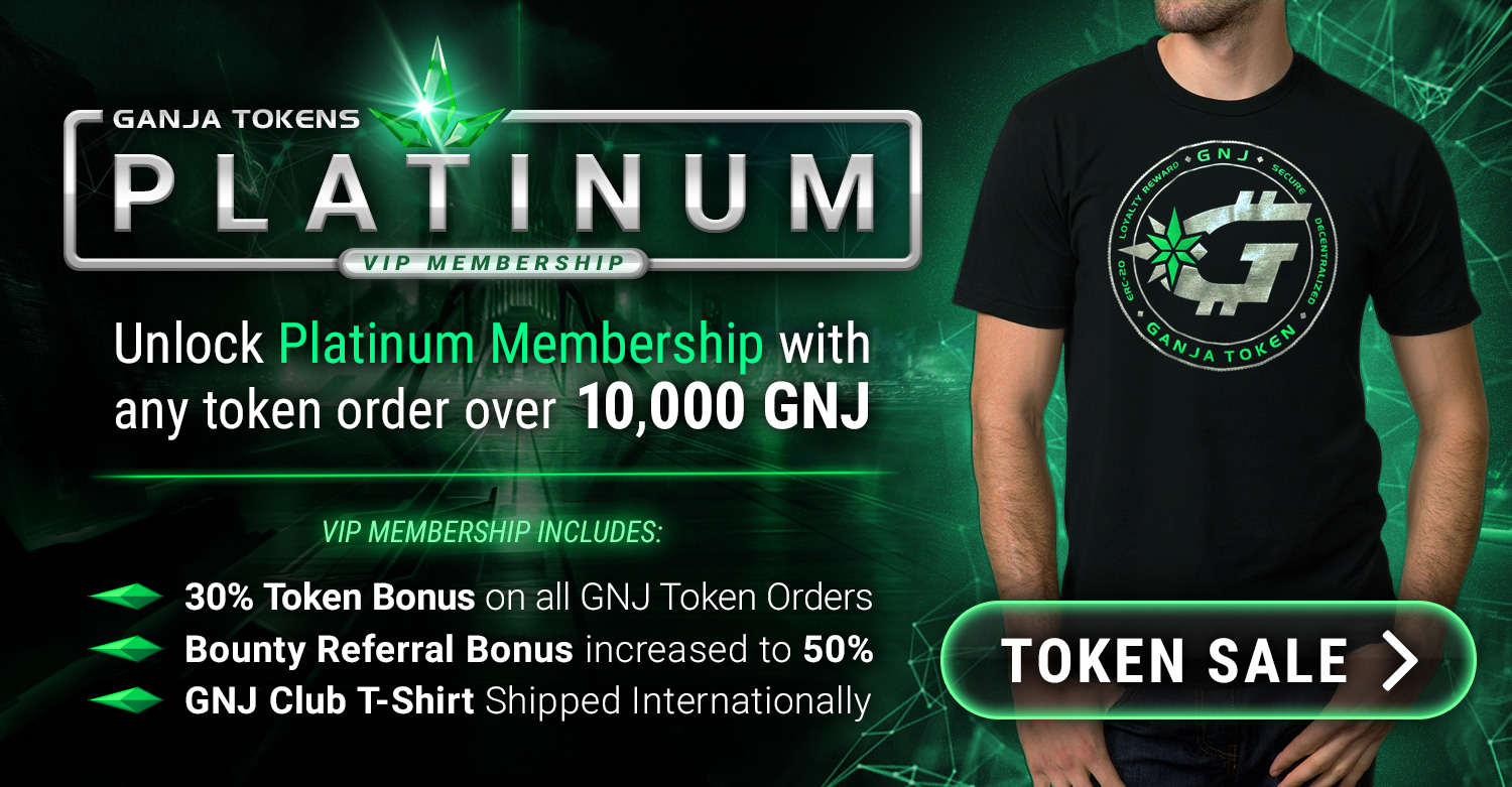 GANJA.COM PLATINUM CLUB